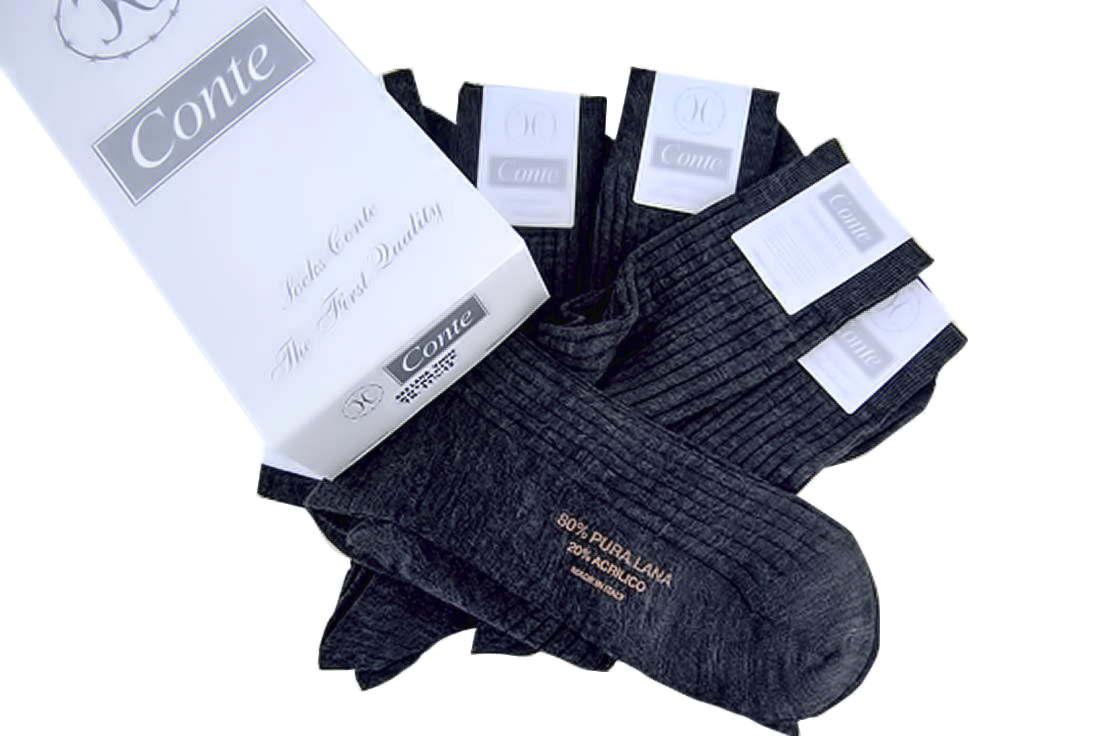 calze lana 100%