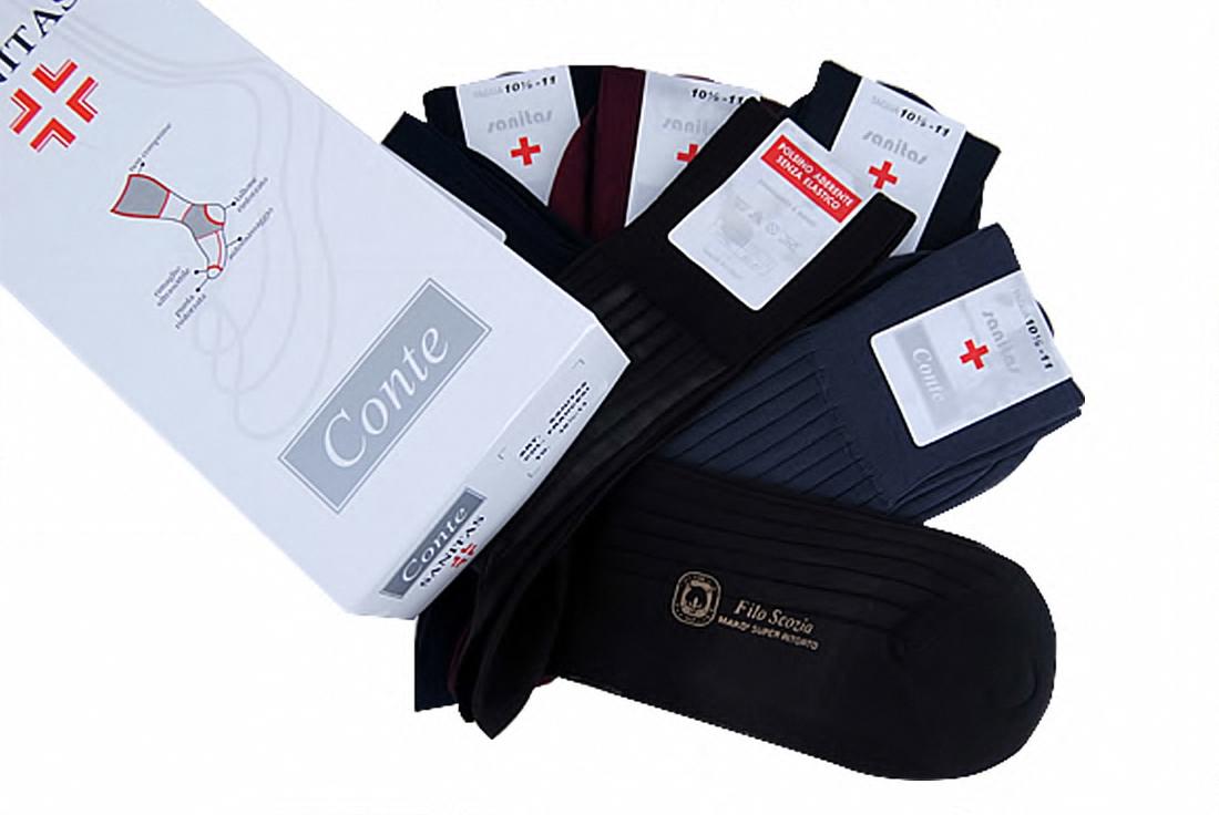 Calze Sanitarie,calze per chi ha problemi di circolazione