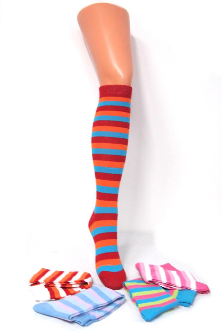 calze sotto ginocchio donna